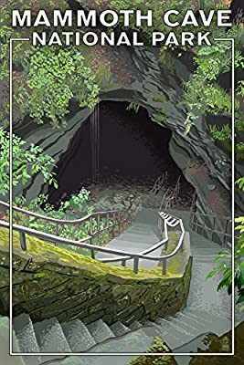 Mammoth Cave, Kentucky - Entrance
