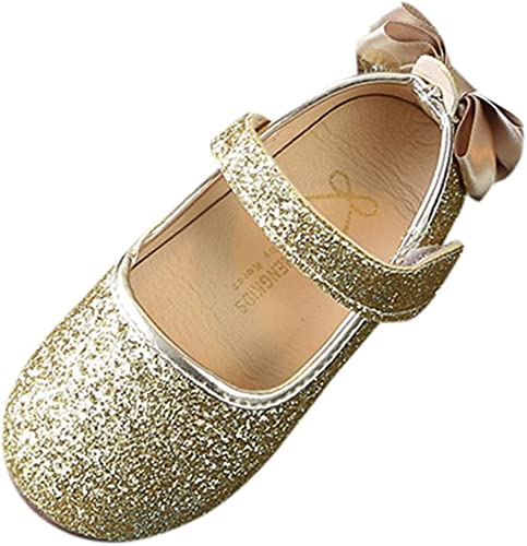 1Y NEW Girls Gold Crystal Embellished Leather Sandals Size4-8.5 Approx 4Y