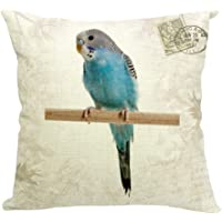 COMVIP Indoor Outdoor Square Decorative Throw Pillow Case Cushion Covers