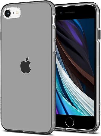 Spigen Liquid Crystal Hülle Kompatibel Mit Iphone Se 2020 Kompatibel Mit Iphone 8 Und Iphone 7 Space Crystal Elektronik