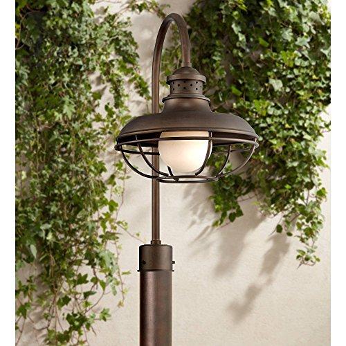 Outdoor Rustic Post Lights in US - 4