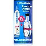 SodaStream 1100065490 Reservcylindery, Glas