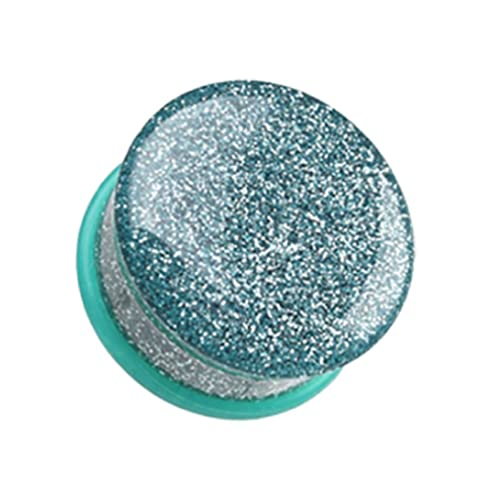 Amazon.com: Freedom Fashion Glitter Shimmer - Tapón para ...