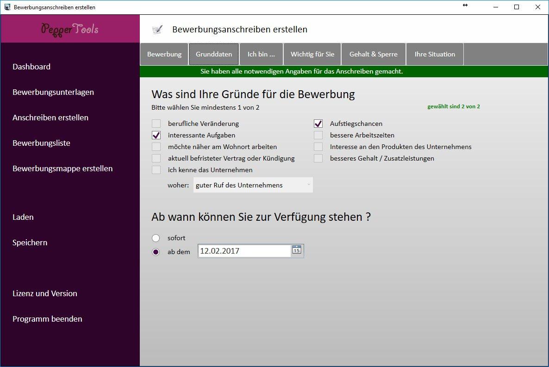 Bewerbungssoftware 2017 | Bewerbungsmappen | Lebenslauf ...