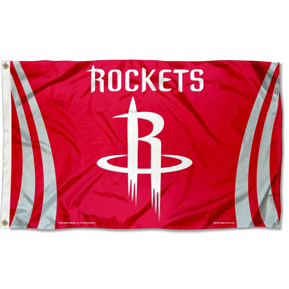 WinCraft NBA Houston Rockets Flag 3x5 Banner