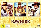 Rawhide The Complete TV Series Collection | 59 Discs | NON-USA Format | PAL | Region 4 Import - Australia