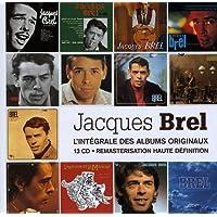 L'Intégrale des albums Studio (Coffret