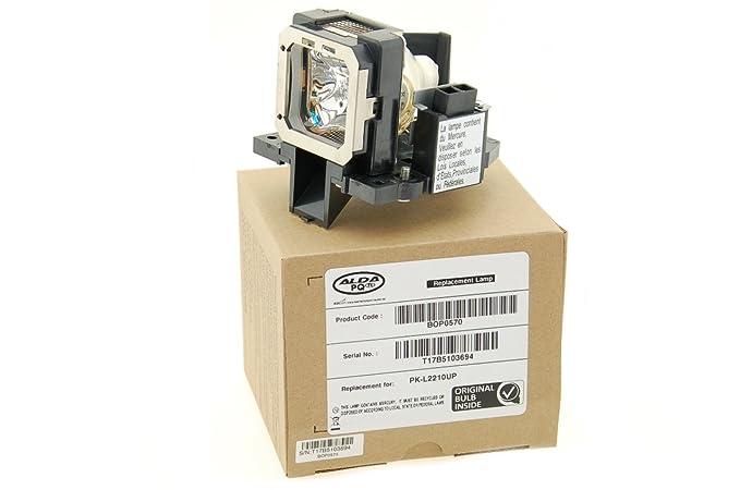 Alda PQ Profesional, Lámpara de proyector para JVC PK-L2210U ...