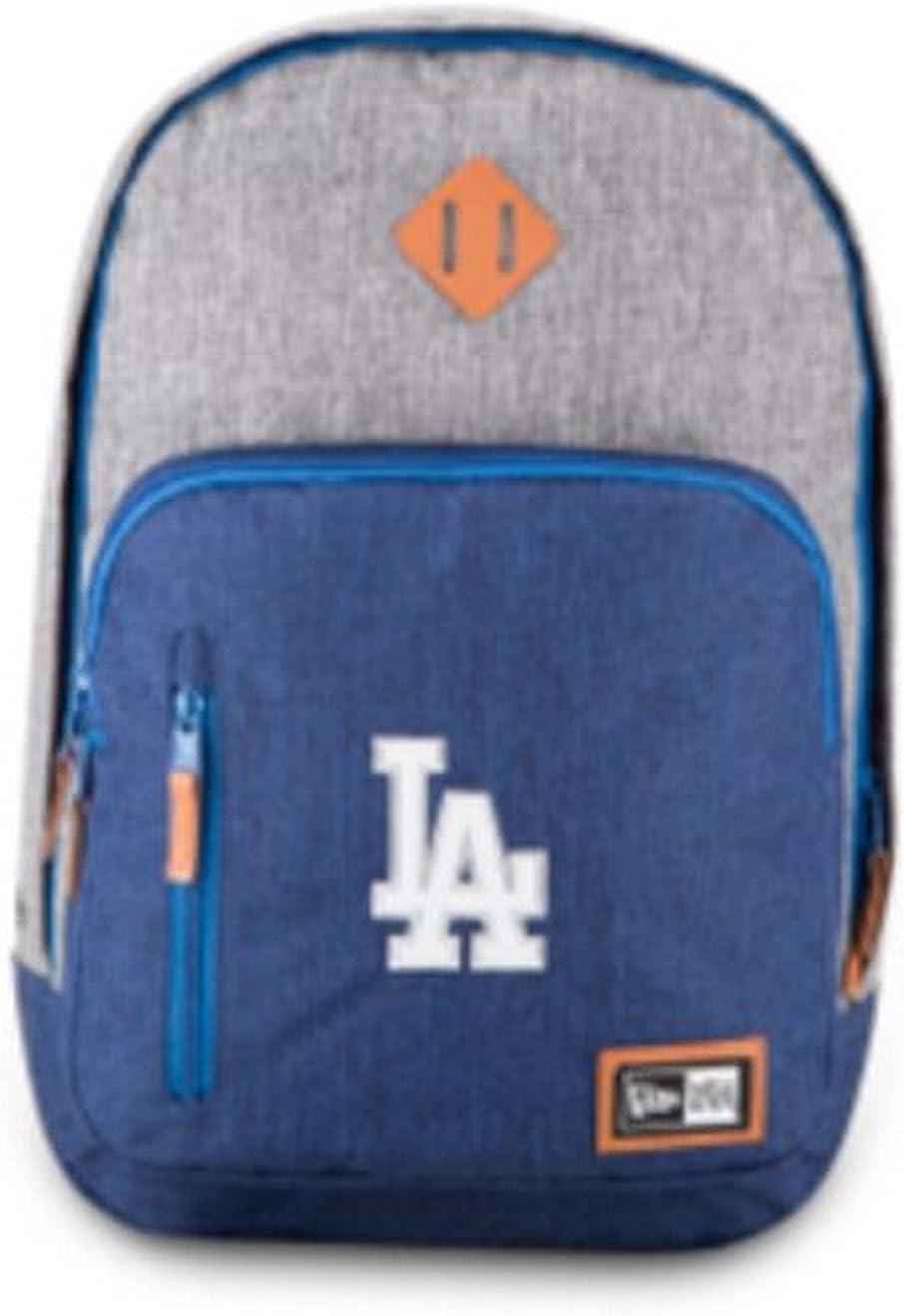 New Era Los Angeles Dodgers Cram Action Backpack MLB Baseball Team Laptop Slot