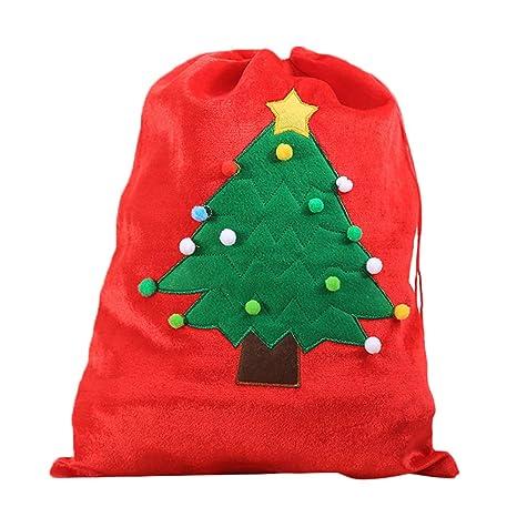 Topdo 1 Pieza Bolsa de Regalo Navidad con Cajas de ...