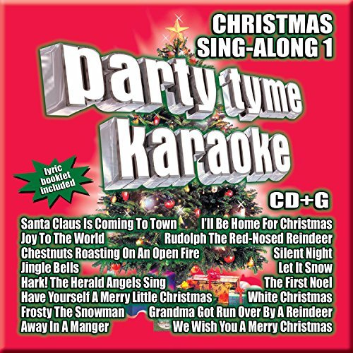 Party Tyme Karaoke: Christmas Sing-A-Long by Party Tyme Karaoke (2000-08-02) ()