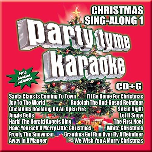 Party Tyme Karaoke: Christmas Sing-A-Long by Party Tyme Karaoke (2000-08-02)