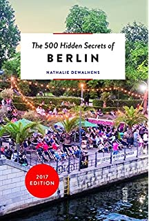 This is my berlin travel diary activity book city guide in one the 500 hidden secrets of berlin solutioingenieria Choice Image