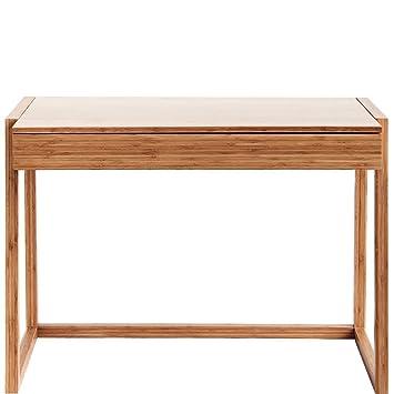 Schreibtisch klein for Schreibtisch holz klein