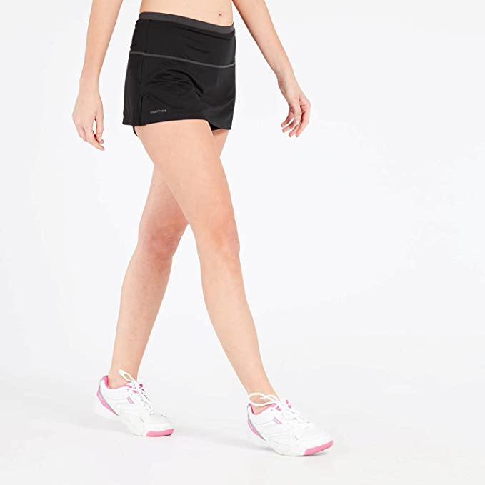 Falda Pantalón Tenis Negra Proton (Talla: S): Amazon.es: Deportes ...