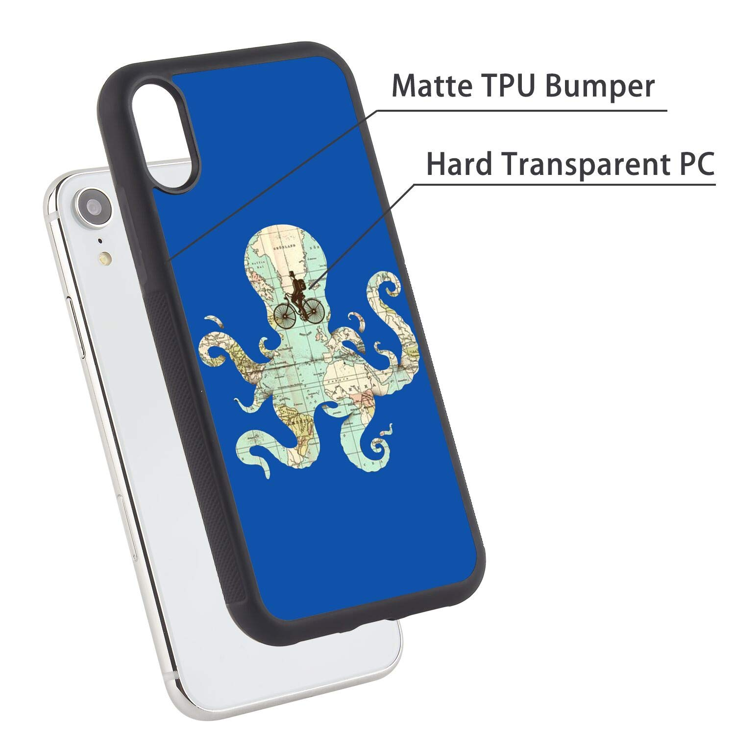 Amazon com: Octopus Shockproof Case Cover Compatible for