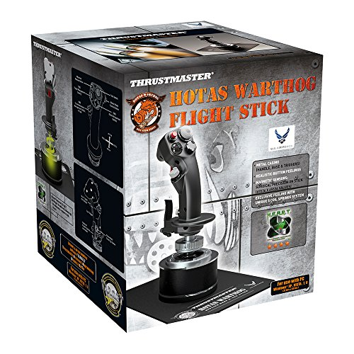 (Thrustmaster HOTAS Warthog Flight Stick PC )