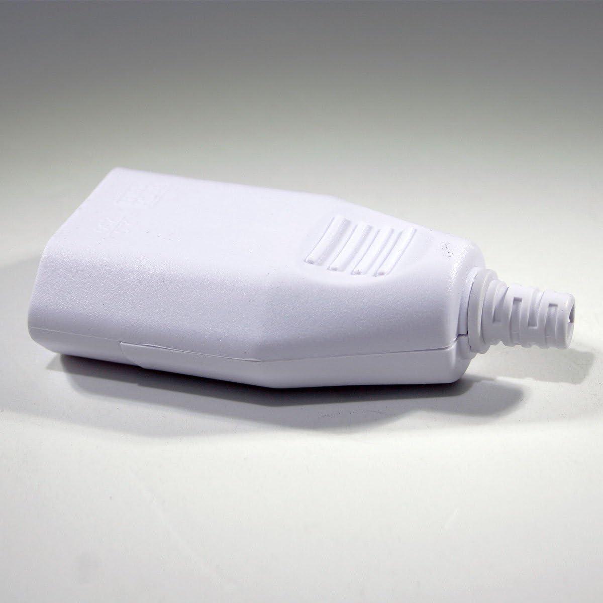 250/V//2,5/A 5 St/ück Kupplung max LEurope Raccord plastique blanc