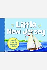 Little New Jersey (Little State) Kindle Edition
