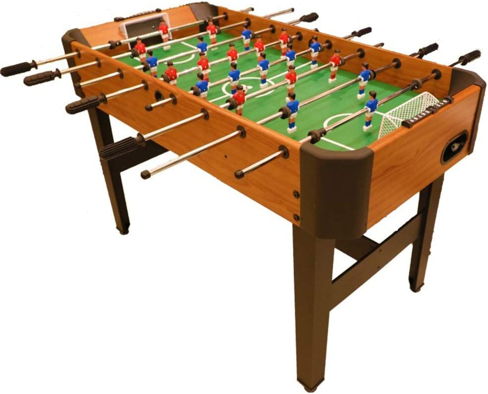 TriGold Profesional Futbolín Mesa con 8 Asas,Madera Futbolín ...