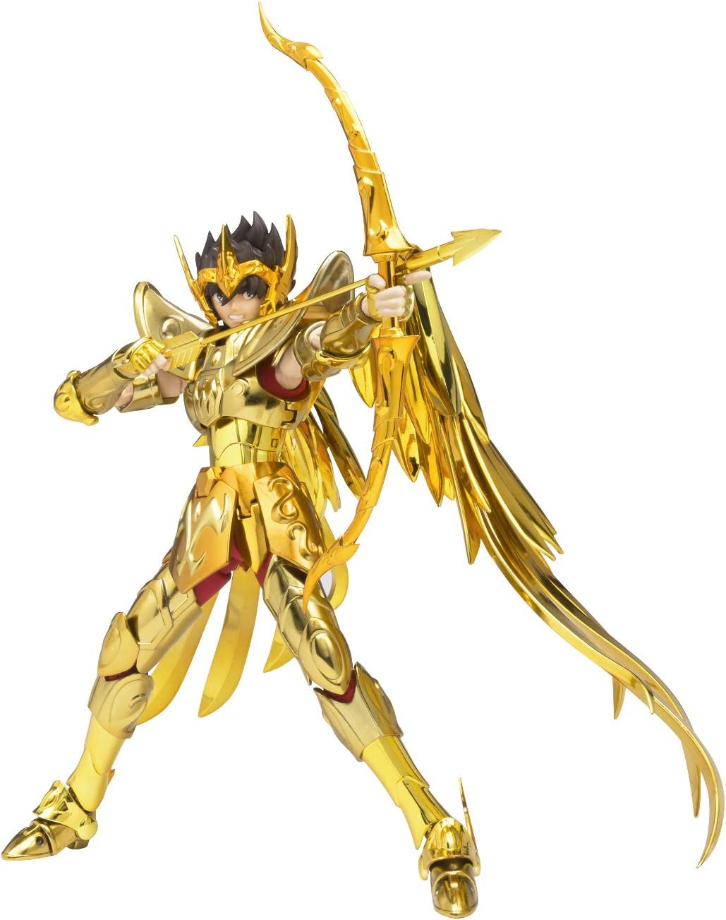 SOG Myth Cloth EX Soul of Gold Sagittaire Sagittarius Aiolos 18cm Bandai