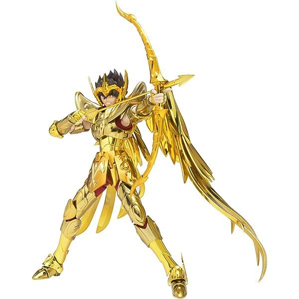 聖闘士聖衣神話EX 聖闘士星矢 サジタリアス星矢 約180mm ABS&PVC&ダイキャスト製 塗装済み可動フィギュア