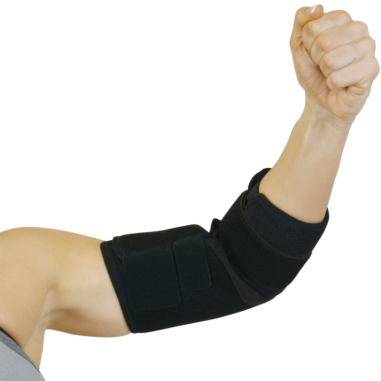 Ellenbogen-Bandage von Vive: Amazon.de: Drogerie & Körperpflege