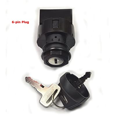 WhatApart Ignition Key Switch for Polaris Sportsman 500 Year 2000 2001 : Sports & Outdoors