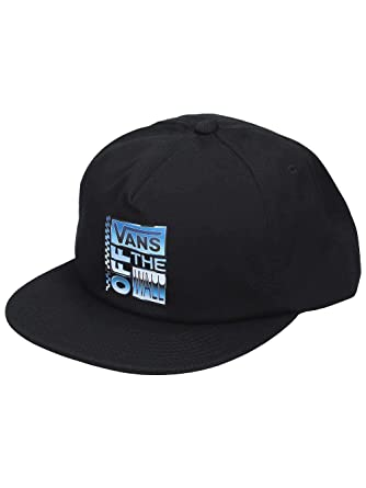 Gorra Vans Ave Shallow Black: Amazon.es: Ropa y accesorios