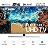 "Samsung UN65NU8000 65"" NU8000 Smart 4K UHD TV (2018 Model) (Certified Refurbished)"