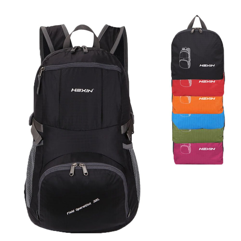 ab51f5cdbe53 Amazon.com  Ultra Lightweight Packable Backpack Hiking Daypack