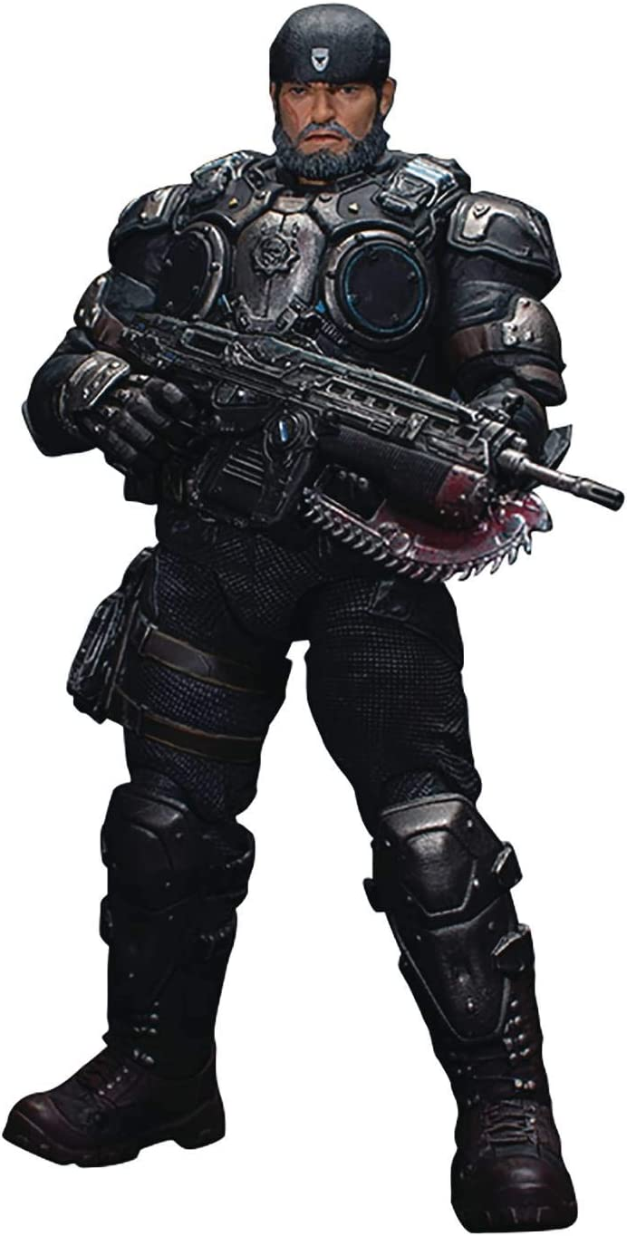 Storm Collectibles 1 12 Marcus Fenix Gears Of War