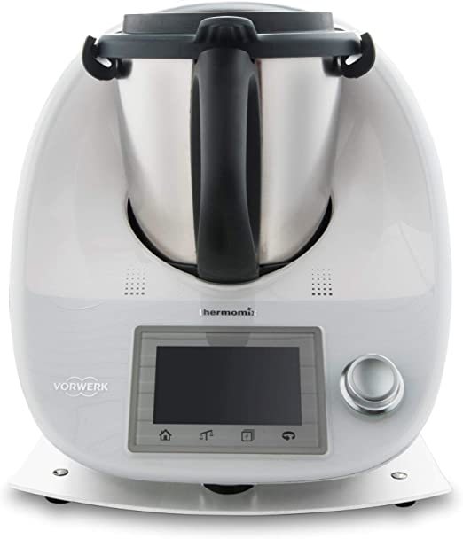 Tabla de deslizamiento para Thermomix® TM5 / TM6 / blanco / metal / de Leckerhelfer: Amazon.es: Hogar