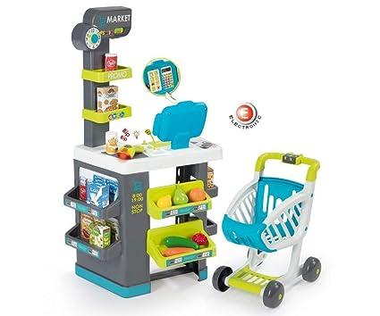 Smoby 350212 Pretend Play Supermarket - Supermercado de Juguete