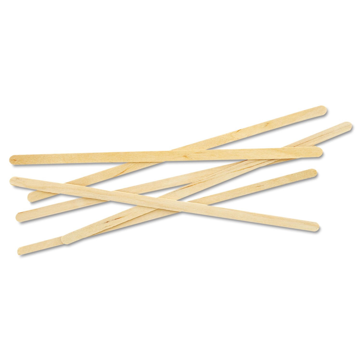 Eco-Products NTSTC10CCT Renewable Wooden Stir Sticks - 7-Inch 1000/PK 10 PK/CT by Eco-Products, Inc (Image #1)