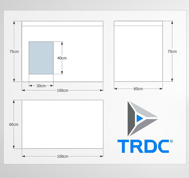TRDC Caseta Aislante para Perro Standard para el Exterior (Artic 25 mm): Amazon.es: Productos para mascotas