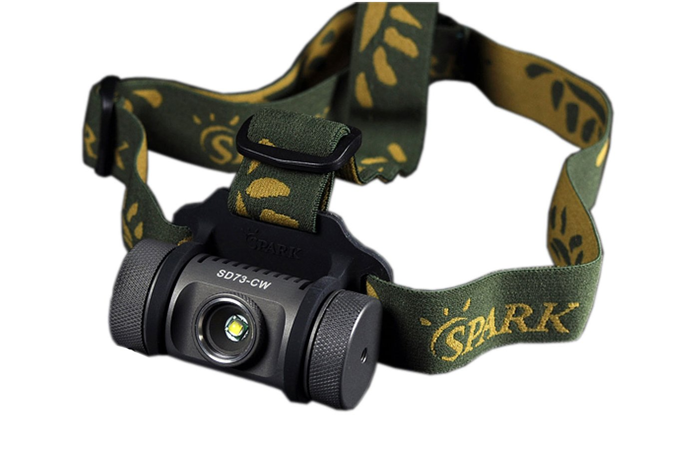 Spark Technology Lights headlamp, SD73-CW