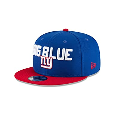 New Era - New York Giants - New Era 9fifty Snapback - Nfl 2018 Draft -  Spotlight - Blue   Red - One-Size  Amazon.de  Bekleidung 8101de91a