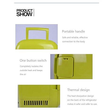 QWY Mini neveras para habitacion,Mini frigorífico,Control de ...