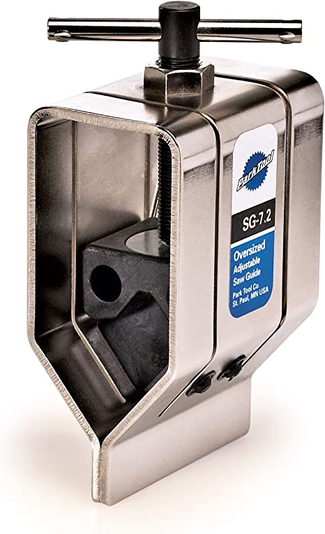 Park Tool SG-7.2 Oversized Adjustable Saw Guide One Color One Size