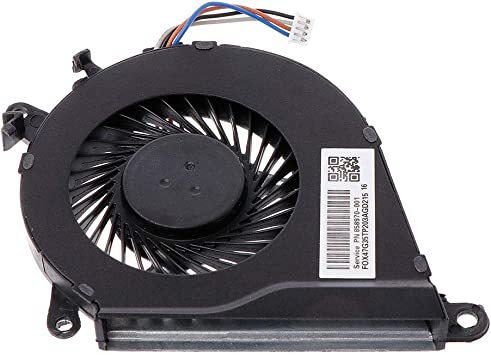 huiouer - Ventilador de refrigeración para Ordenador portátil HP ...