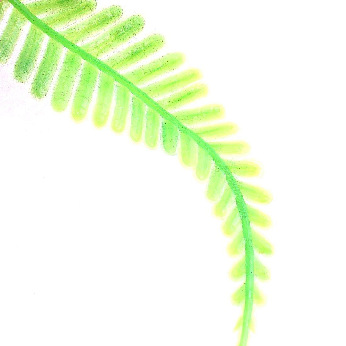Amazon.com : eDealMax acuario de plástico Artificial Bajo el agua las plantas del jardín de la hierba DE 4 PC : Pet Supplies