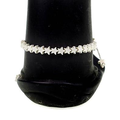 cd97cc831eb6d Estella Bartlett Stars So Bright Silver Plated Friendship Bracelet ...