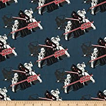 Star Wars The Force Awakens Imperial Midnight Fabric By The Yard
