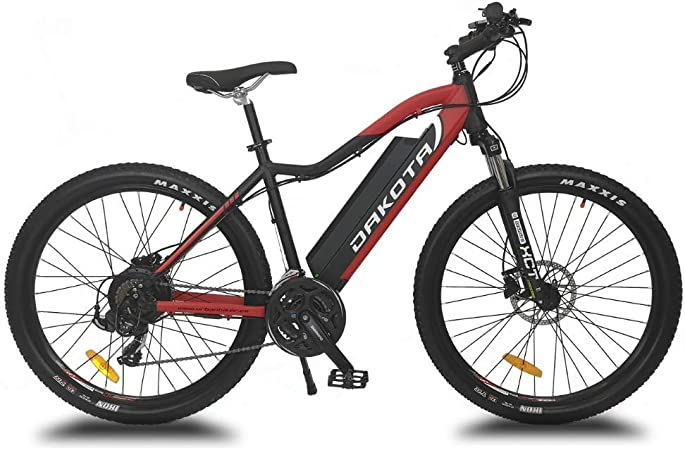 URBANBIKER Bicicleta eléctrica de montaña Dakota, Motor de 350W ...