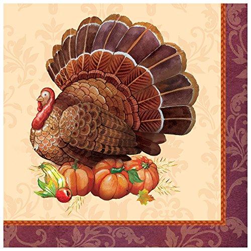Creative Converting Thanksgiving Elegance 16 Count