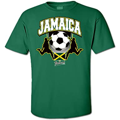 10e3a847cb8 Encore Jamaica Soccer Shirt 2018 Jamaican Futebol Worldcup T Shirt Gifts M