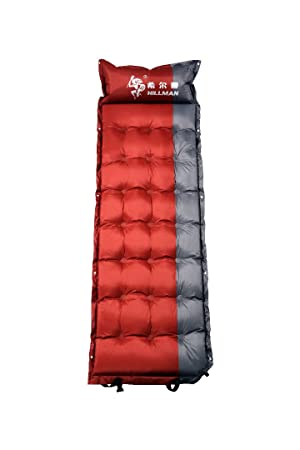 Colchón autoinflable Camping cama dormir almohadilla Picnic al ...
