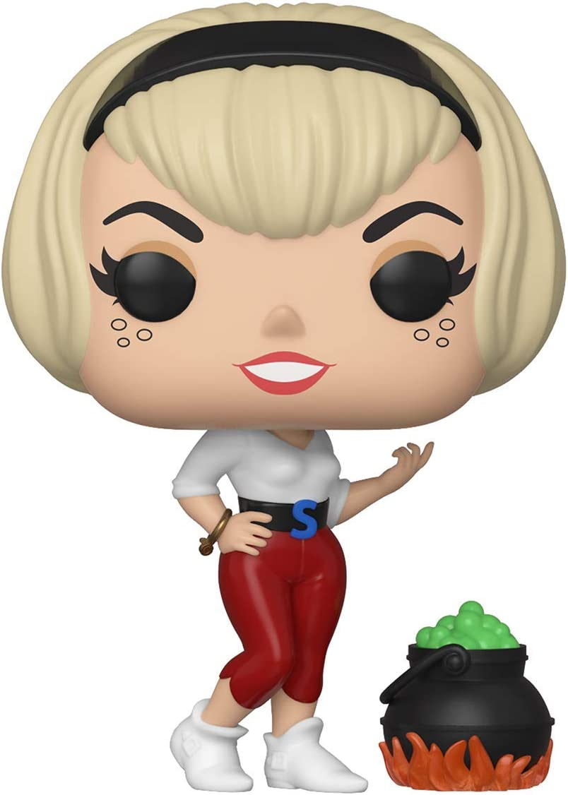 Funko Pop! Comics Sabrina the Teenage Witch #19 Fall Convention Exclusive