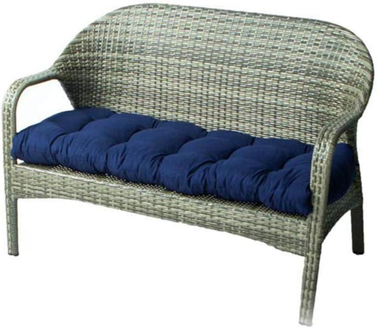 Indoor/Outdoor Bench Cushion, Swing Cushion, 51.2